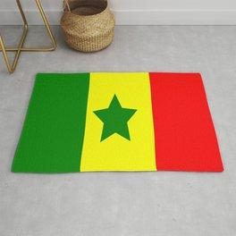 Flag of Senegal Rug