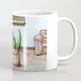 Tommy in Flight Coffee Mug