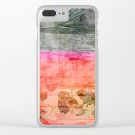 Bird Life Clear iPhone Case