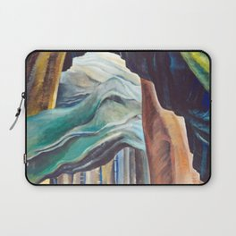 Emily Carr Forest British Columbia Painting Laptop Sleeve