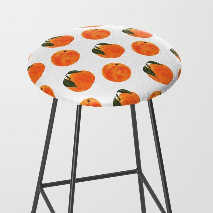Peach Harvest Bar Stool