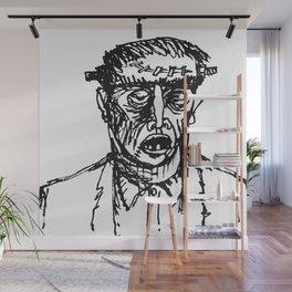 Fwankenstime's Monster Wall Mural