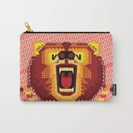 Geometric Bear 2012 Carry-All Pouch