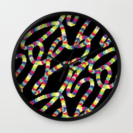 Infinite Loop Wall Clock