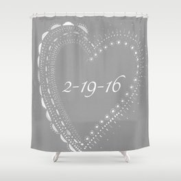 kk Shower Curtain