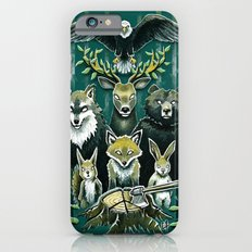 FoRest In Peace Slim Case iPhone 6s