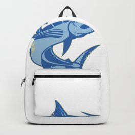 Sailfish is one of the most hardest fishes to catch Backpack