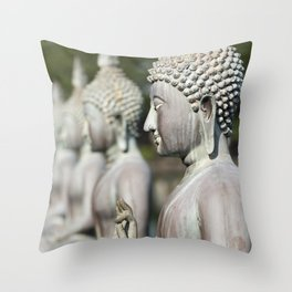 Seema Malakaya, Colombo, Sri Lanka Throw Pillow