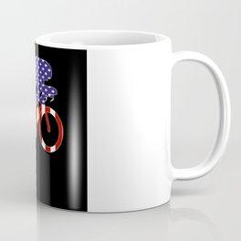 Tour de France, Tour de France Paris, USA Coffee Mug