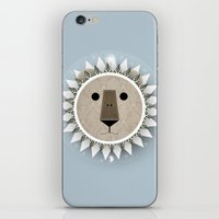 narnia iPhone & iPod Skins featuring The Lion, the Witch and the Wardrobe by Rowan Stocks-Moore