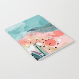 spring landscape Notebook