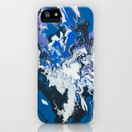 purple paradise iPhone Case