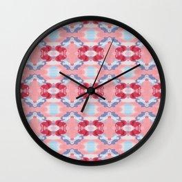 Cherry Mesh Wall Clock