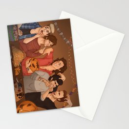 Halloween OT5 Stationery Cards
