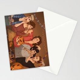 Halloween OT5 Stationery Cards