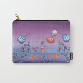 Cool Waves Carry-All Pouch