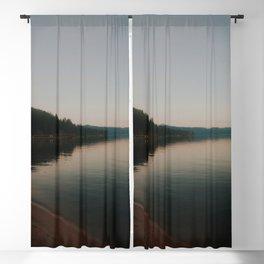 Big Bear Lake, San Bernardino County, CA Blackout Curtain