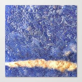 Sodalite Canvas Print