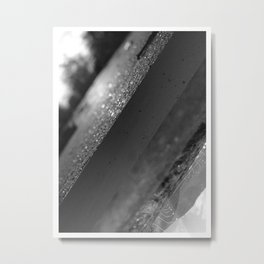 Concealment vs. Openness Metal Print