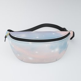 Pastel Cosmos Dream #2 #decor #art #society6 Fanny Pack