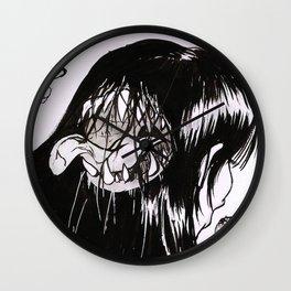 Futakuchi-Onna Wall Clock