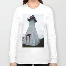 Antique Range Light - Lighthouse Long Sleeve T-shirt