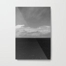 Empty Fields #2 Metal Print