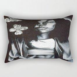 Dark Rectangular Pillow