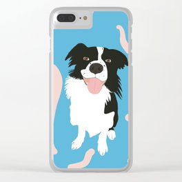 Good Boy Clear iPhone Case