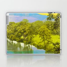 Very desirable place to live Laptop & iPad Skin