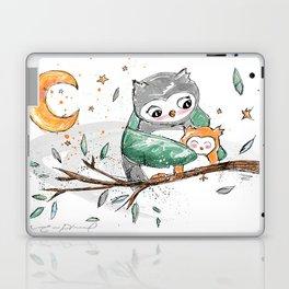 Magic Owls Laptop & iPad Skin