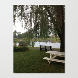 NJ Galoway Canvas Print