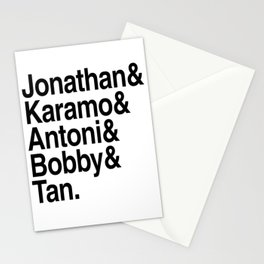 queer eye Stationery Cards