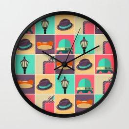 Obeslico #C04 Wall Clock
