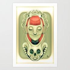 Oblivion Art Print