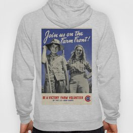 Farm Girls on The Front Hoody