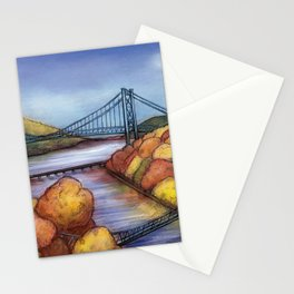 Hudson River Stationery Cards