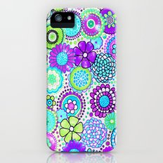 flowers iPhone (5, 5s) Slim Case