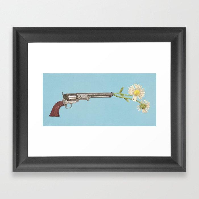 Peacemaker Framed Art Print