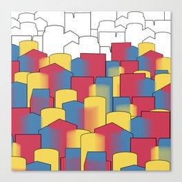 Basic Complex Canvas Print