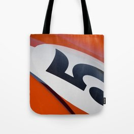 Racer Five Tote Bag