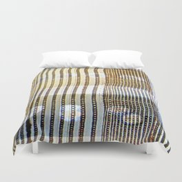 Combed Texture II Duvet Cover