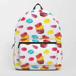 Sweet macaroons Backpack