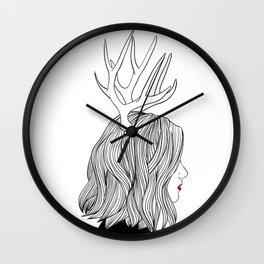 Locura Wall Clock