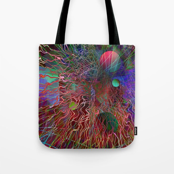 just a theory Tote Bag