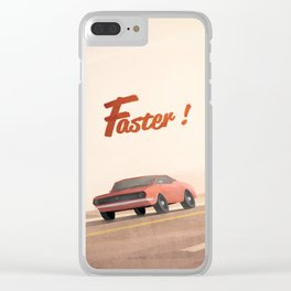 Faster ! Clear iPhone Case