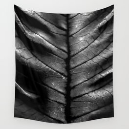 Dragon Spine (Black Version) Wall Tapestry