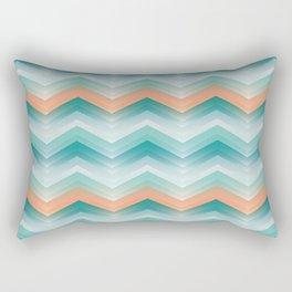 WAVY CHARLY Rectangular Pillow