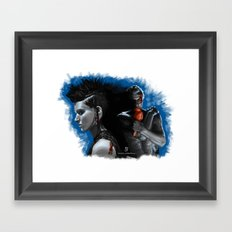 Dragon Runner Framed Art Print