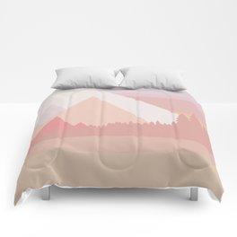 Long ride home Comforters